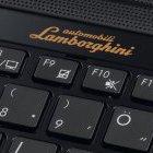 Asus Lamborghini VX7: High-End-Notebook im Sportwagendesign