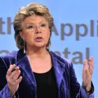 Datenschutz: EU-Kommissarin Reding fordert schärfere Gesetze