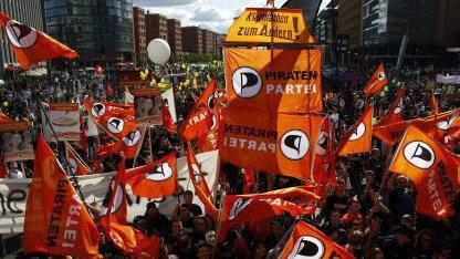Jens Seipenbusch: Chef der Piratenpartei kandidiert nicht mehr