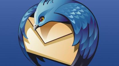 Das Thunderbird-Logo