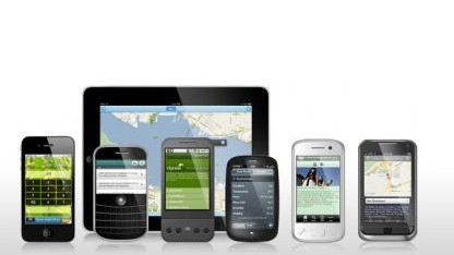 Mobilgeräte mit Phonegap