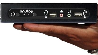 Der Mini-PC Linutop4