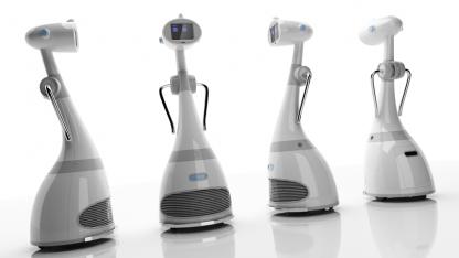 Luna - die Roboterdame für den gepflegten Haushalt