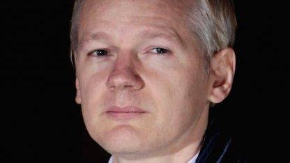 Verlangt Verschwiegenheit: Julian Assange