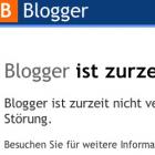 Blog Hosting: Google Blogger wegen Problemen teils nicht erreichbar