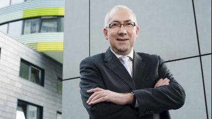 Gerd Billen, Chef des VZBV