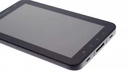 Galaxy Tab wartet noch auf Android 2.3.