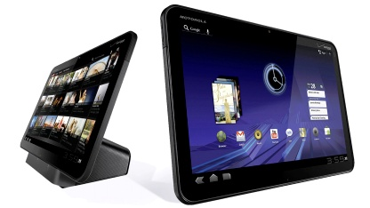 Das Xoom mit Android 3.0