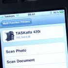 Kyocera: Cloudprinting mit mobilen Geräten