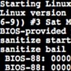 Fabrice Bellard: PC-Emulator in Javascript bootet Linux