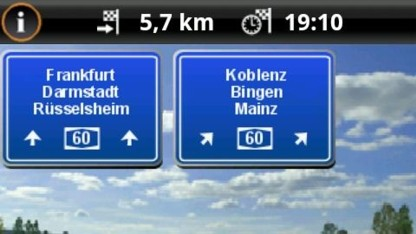 Mobile Navigator für Android