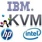 Virtualisierung: HP, IBM und Intel unterstützen KVM