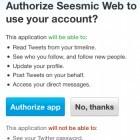 Twitter-Anwendungen: Angefragte Zugriffsberechtigungen werden detaillierter
