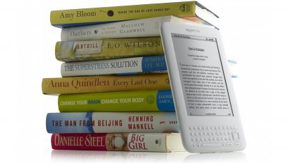 Bücher, E-Book-Reader: Hauptsächlich im stationären Handel