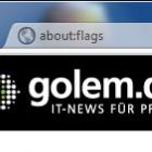 Browser: Google Chrome ohne URL-Zeile