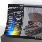 Sony: Helles 3D ohne Brille und ein flexibles Farb-E-Paper-Display