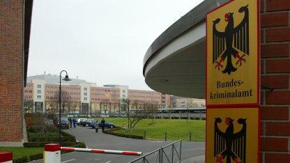 Gebäude des Bundeskriminalamts (BKA)