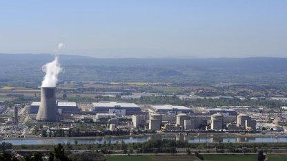 Tricastin-Kernkraftwerk von EDF