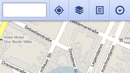 Google Maps nun auch als mobile Web-App