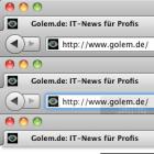 Lesschrome HD: Firefox ohne URL-Zeile