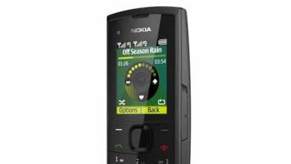 Nokia X1-01: Handy mit zwei SIM-Karten und einem Monat Akkulaufzeit