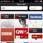 Mobiler Browser: Opera Mini 6 für iPad und iPhone ist da