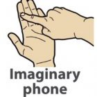 Imaginary Phone: Die Hand wird zum Touchscreen