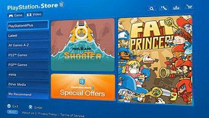 Der Playstation Store soll bald wieder online gehen