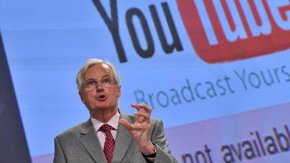 Binnenmarktkommissar Michel Barnier verkündet die neue Strategie