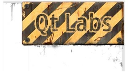 Das Logo der Qt-Labs