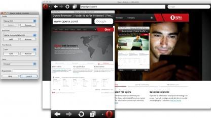 Opera Mobile Emulator 11