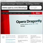 Opera Mobile Emulator: Neue Version für Windows, Linux und Mac OS