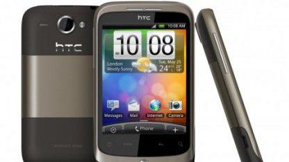 HTC WIldfire mit gesperrtem Bootloader