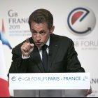 eG8-Forum: Sarkozy für schärfere Verfolgung von Urheberrechtsverletzung