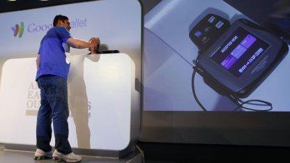 Osama Bedier mit Google Wallet