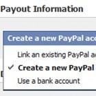 Facebook Credits: Paypal-Auszahlung für Anwendungsentwickler