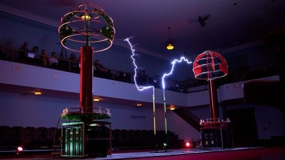 Tesla Orchestra: Diese Musik elektrisiert.
