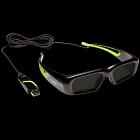 Nvidia: Billigere Shutterbrille für 3D-Vision