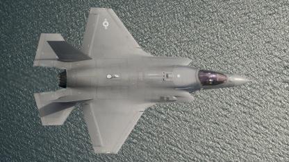 Lockheed Martin F-35 Lightning II: erneut Ziel von Crackern?