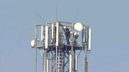 LTE-Antenne von Telefónica O2