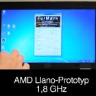 AMD Fusion A: Zwei oder vier Kerne, Dualgrafik und lange Laufzeit