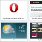 Swordfish: Opera 11.50 Beta macht Lesezeichen zu Widgets