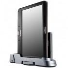 Gigabyte Booktop T1125P: Tablet-PC wandelt sich zum Notebook und Desktop-PC