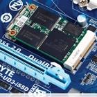 Gigabyte: Mainboard mit Z68-Chipsatz und mSATA-Steckplatz