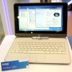 Keeley Lake: Intel zeigt Convertible-Netbook mit nächster Atom-CPU