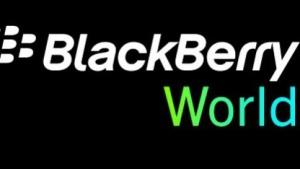 Neues von der Blackberry World