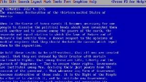 Wordperfect 5.1 für DOS