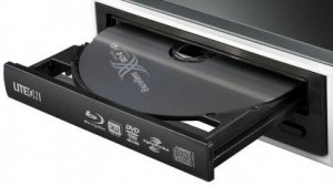 Lite-On eHBU212 - Blu-ray-Brenner mit USB 3.0