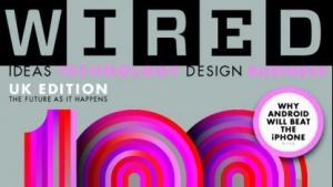 Cover der aktuellen UK-Ausgabe von Wired