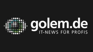 Neues Golem.de-Logo
